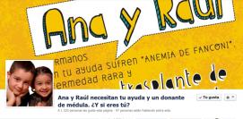 Ana y Raúl necesitan tu ayuda