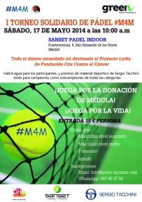 Torneo padel #M4M 17 mayo 2014 10_00h OK