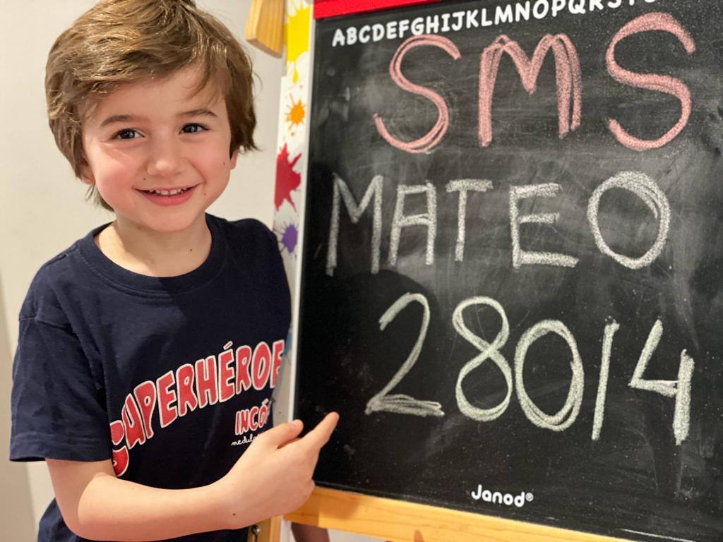 Medula para Mateo | Tu ayuda puede salvar una vida